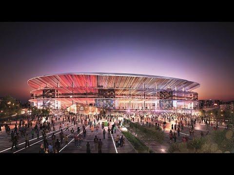 6000 Millions d'euros pour le nouveau Camp Nou du Barça