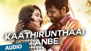 Kaathirunthaai Anbe Full Song - Naveena Saraswathi Sabatham - Jai, Niveda Thomas