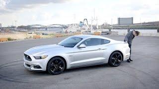 Ford Mustang 2015 (V8): Von wegen Macho-Karre