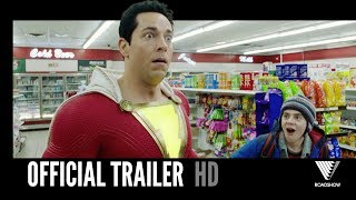 SHAZAM! | Official Teaser Trailer | 2018 [HD]