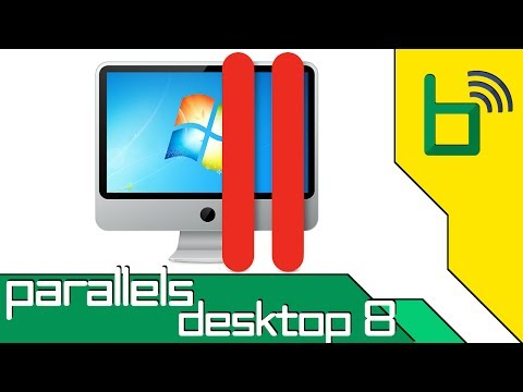 App Parallels Desktop 8 para rodar Windows no Mac
