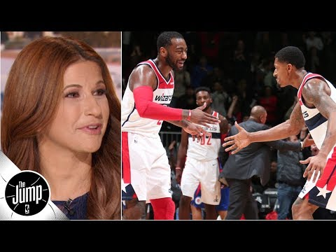 Video: Have the Wizards turned a corner? | The Jump