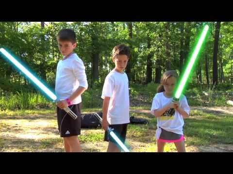 Star Wars Kids Video: Birthday In-vader Thank You Trailer