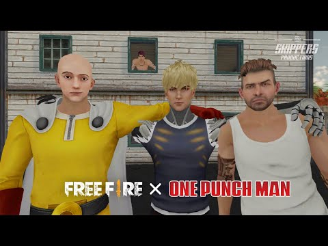 ONE-PUNCH MAN IN FREE FIRE 🤛🎬 وان بانش مان في فري فاير