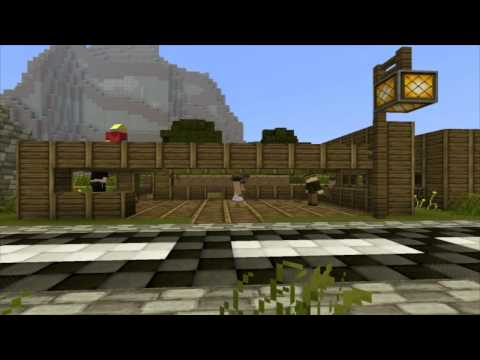 Ep'1 Arrume Minha Casa - Minecraft