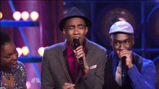 The Sing-Off Christmas  - Afro-Blue and Committed - Ooh Child