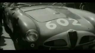 Alfa Romeo History - Alfa Romeo 6C 3000 CM in Mille Miglia