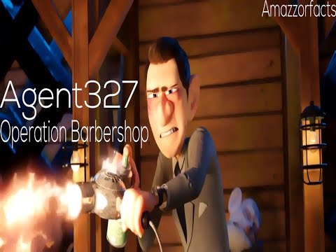 Blender Animations - Agent327-operation Barbershop Animation Movies Official Trailor