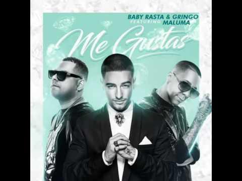 Maluma Ft Baby Rasta & Gringo � Me Gustas (Official Remix)