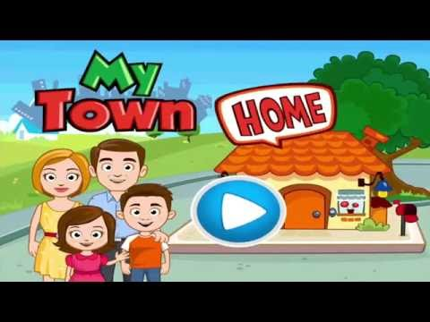 My Town : Home - Game Trailer (видео)