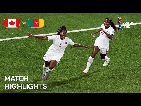 Canada v Cameroon - FIFA Women's World Cup France 2019™