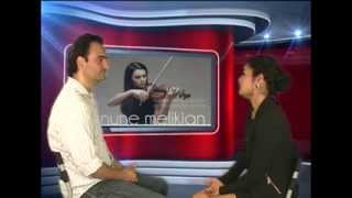 Interview with Violinist Nune Melikian
