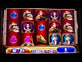 OMG!!! 2 JACKPOT HANDPAYS 💰 PROWLING PANTHER & ROBIN HOOD 💰 Slot Machine BIG WIN BONUS! HD Mp4 3GP