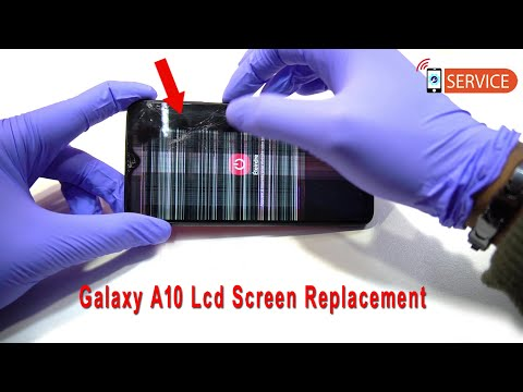 Samsung Galaxy A10 Lcd Screen Replacement
