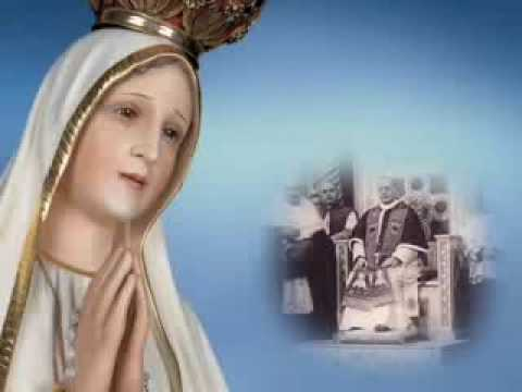 13 giugno 1917 - fatima, seconda parte segreto: devozione cuore immacolato di maria. (video 1° parte)
