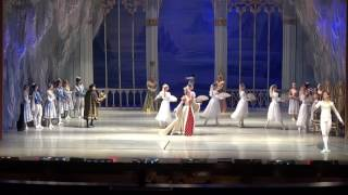 October 1st, 2016. Swan Lake Ballet at the Chuvash State Opera and Ballet Theater, Russia. Had only one rehearsal with the orchestra and one with the ...