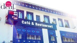 Café et Resto M24 La Marsa By HappyDeal.tn