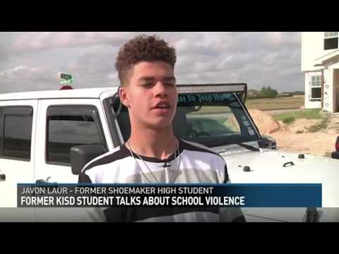 Former KISD Shoemaker High student talks about school fights