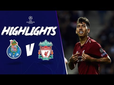 Salah & Firmino Help Reds Ease Past Porto | FC Porto 1-4 Liverpool | Highlights