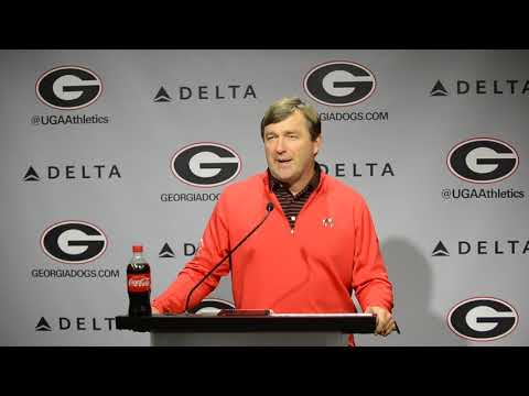 Kirby Smart I Think When You Come to the University of Georgia, You Want to Play Against the Best