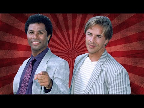 Miami Vice - Then and now 2019