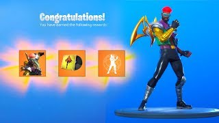 The FREE MAJOR LAZER EVENT REWARDS NOW in Fortnite..