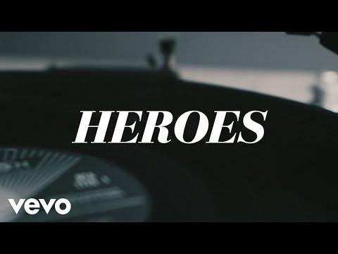 Lady A - Heroes (Lyric Video) ft. Thomas Rhett