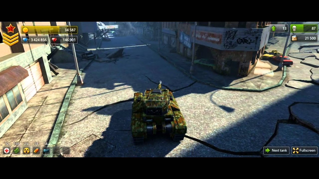 Скачать танки онлайн на юнити на компьютер