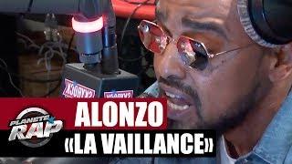 """Alonzo """"La vaillance"""" #PlanèteRap"""