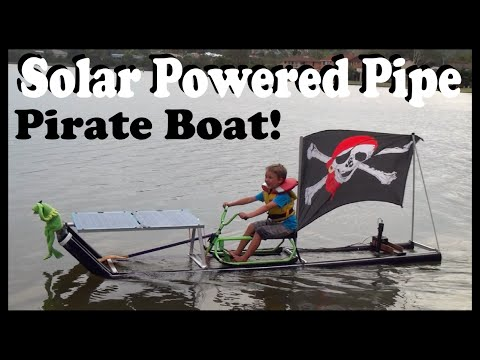 Video How to make a cheap electric boat at home - engineering project download in MP3, 3GP, MP4, WEBM, AVI, FLV January 2017