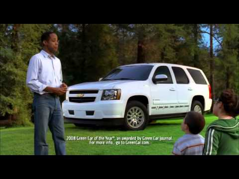2007 Chevrolet Commercial (with Raymond Ochoa)