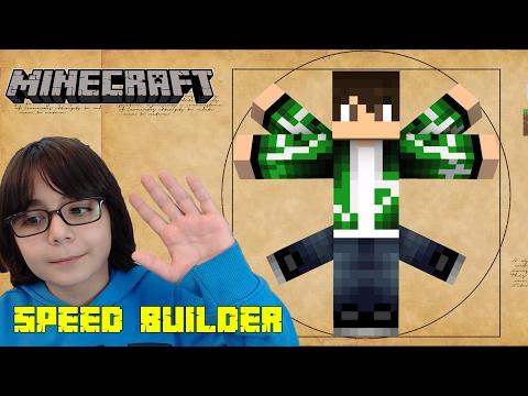 Minecraft Speed Builder Misafirimle - BKT
