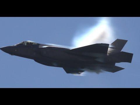 Lockheed Martin F-35A Demo, A-10C...