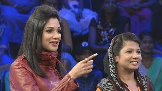 Subscribe to Mazhavil Manorama now for your daily entertainment dose:http://www.youtube.com/subscription_center?add_user=MazhavilManoramaMinute to Win it: This is Mrs. Lubina, plays for her children and their future.... May god bless her diligent efforts.Follow us on Facebook: https://www.facebook.com/mazhavilmanorama.tvFollow us on Twitter: https: //twitter.com/yourmazhavilFollow us on Google Plus: https://plus.google.com/+MazhavilManoramaTVTo go to the show playlist: http://bit.ly/2teCbInAbout the show:The world's most admired television game show 'Minute to Win it' has come to Kerala. The show that thrilled audience in over 50 countries is brought to your television screens by your favourite channel Mazhavil Manorama. The show has been licensed from International Production House Endemol Shine. The contestants of the show take part in a series of 60-second challenges that use objects that are commonly available around the house. The contestants will have to complete 10 levels to reach the top of the money tree with three lives to win the maximum prize money of Rs 10 lakh.The Malayalam version of 'Minute to Win It is hosted by actress - model Nyla Usha. Malabar Gold and Diamonds is the title sponsor of 'Minute to Win it' and co-sponsored by  Kitchen Treasures and Medimix. 'Minute to Win it' features many exciting moments to entertain the contestants as well as the viewers.The show airs on Mazhavil Manorama Saturdays and Sundays at 9 pm.About the Channel:Mazhavil Manorama, Kerala's most popular entertainment channel, is a unit of MM TV Ltd — a Malayala  Manorama television venture. Malayala Manorama is one of the oldest and most illustrious media houses in India. Mazhavil Manorama adds colour to the group's diverse interest in media.Right from its inception on 31st October 2011, Mazhavil Manorama has redefined television viewing and entertainment in the regional space of Malayalam.  Headquartered in Kochi, the channel has offices across the country and overseas. Innovative content mix and cutting edge technology differentiates it from other players in the market. Mazhavil Manorama has a successful blend of fiction and nonfiction elements that has helped it to secure a substantial amount of viewership loyalty. Path breaking reality shows, exclusive weekend mix, fetching soaps makes Mazhavil Manorama extremely popular across all genres of audience.MM TV has a bouquet of 4 channels – Manorama News, Mazhavil Manorama, Mazhavil Manorama HD and Mazhavil International for the Gulf Region. MM TV. Mazhavil Manorama HD is the first television channel in Kerala to transmit its programmes completely in HD.