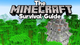 Transforming a Jungle Temple! • The Minecraft Survival Guide [Part 301]