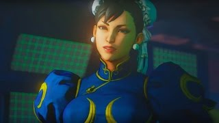 Street Fighter 5 Official A Shadow Falls Cinematic Story Release Trailer by IGN