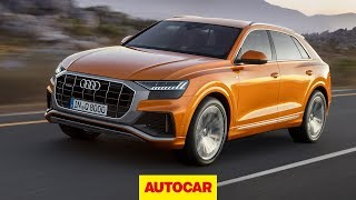 2019 Audi Q8 review | Is flagship SUV as good as a Porsche Cayenne? | Autocar by Autocar