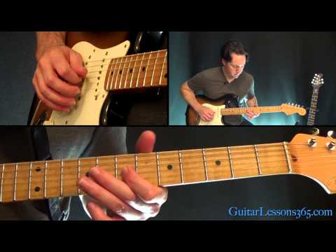 Your Love Guitar Lesson - The Outfield