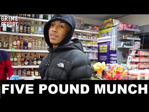 YOUNG YIZZY | THE FIVE POUND MUNCH @TheGrimeReport  @Official_Yizzy