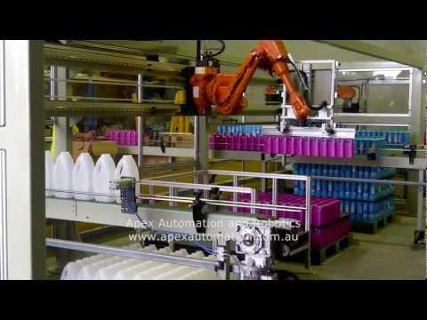 APEX Gantry Robot