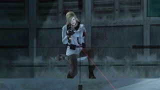 Metal Gear Solid Twin Snakes: Sniper Wolf Boss Fight (Part 2)