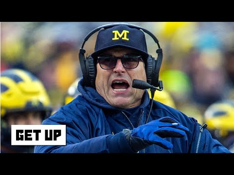 Jim Harbaugh should be fired if Michigan wants to beat Ohio State - Dan Orlovsky   Get Up