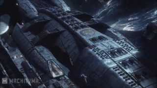Nonton Battlestar Galactica Blood and Chrome trailer (Evanescence- Bring Me to Life) Film Subtitle Indonesia Streaming Movie Download