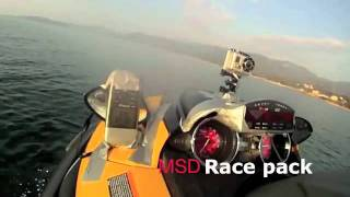 4. Comparativo Jet-Skis TOP - Sea-Doo RXT-X 260 vs Yamaha FZS vs Kawasaki Ultra