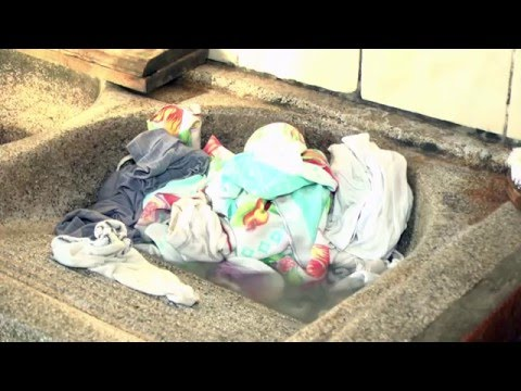 Moradores de bairro em Guaranésia reclamam da falta de água