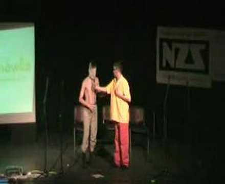 Kabaret Chwilowo Kaloryfer - Woodstock