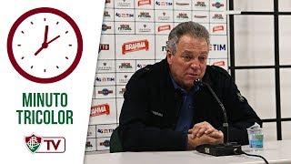 Abel Braga (Técnico) 16/07/2017 Estádio Couto.