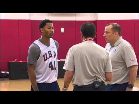 USA - Check Out the sights and sounds from Day 1 of the USA Basketball Training Camp! About USA Basketball Based in Colorado Springs, Colo., USA Basketball is a nonprofit organization and the national...