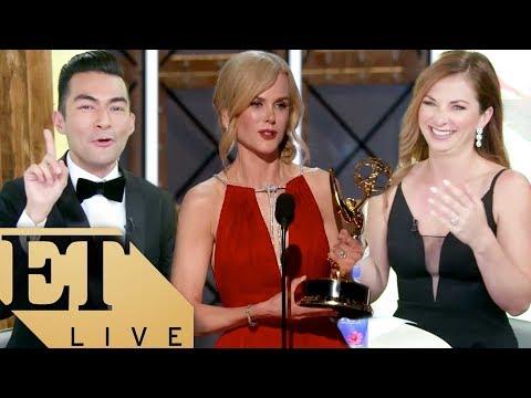 ET LIVE Emmys 2017 RECAP: The Best Moments, Surprises, and Snubs!