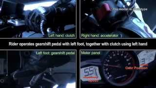 4. Dual Clutch Transmission vs Manual Transmission on Honda VFR 1200F